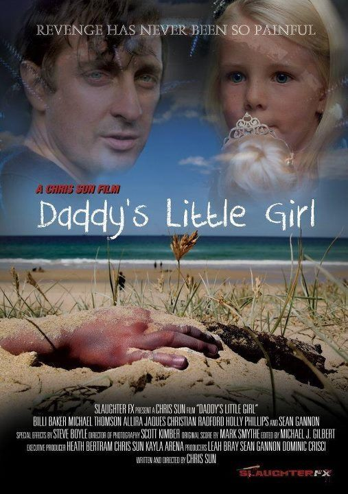 Michael Thomson - Daddy's Little Girl Movie Poster
