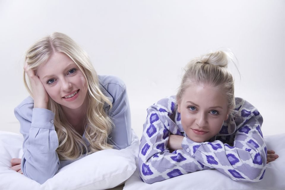Mish London Nightwear (L-R Emily, Laura)