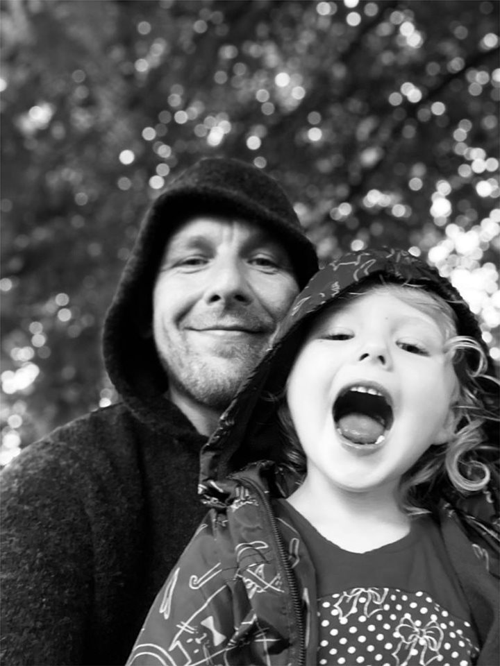 Dad and Mia