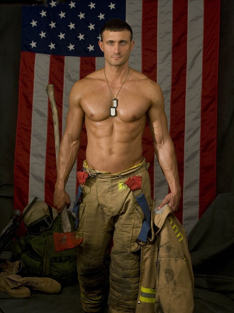 from Gordon canadian gay firefighters
