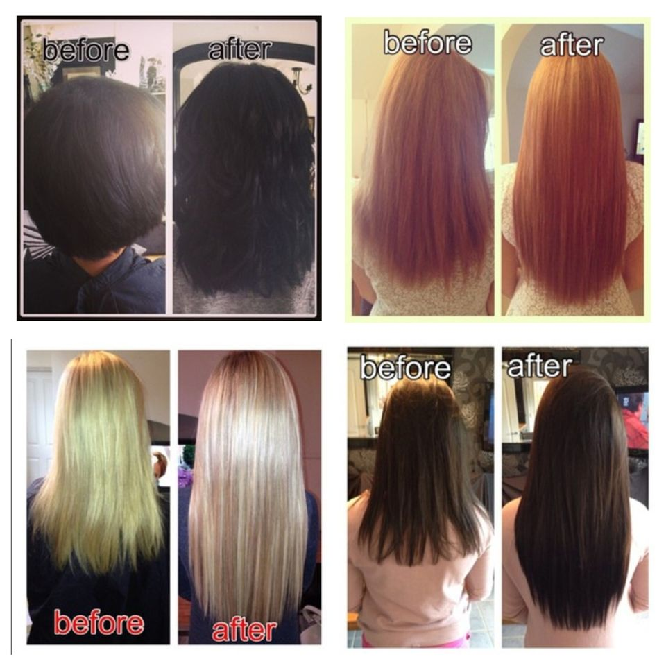 Kim Wade Specialising In Keratin Fusion Hair Extensions Starnow