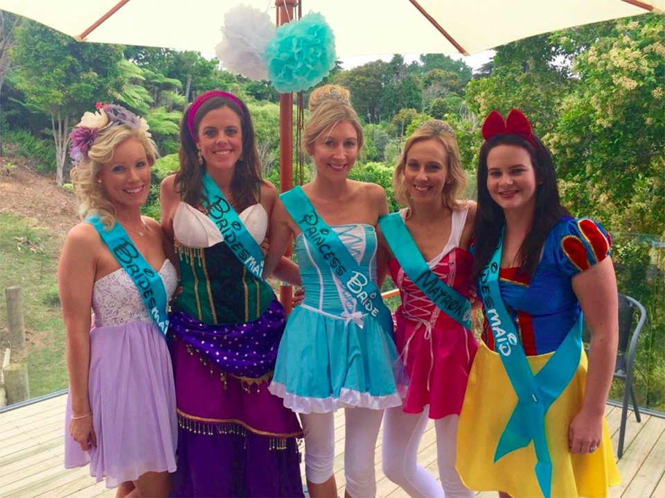 Madeleine B - At my Disney themed Kitchen Tea/ Hens night with my ...