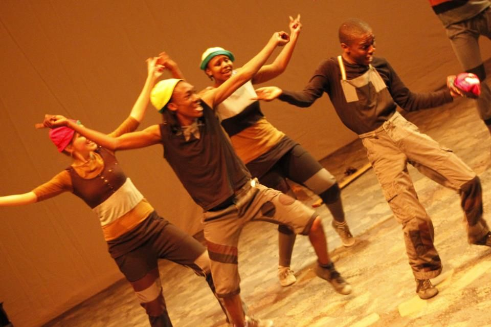 Denel Honeyball - Physical Theatre/ African Dance - StarNow