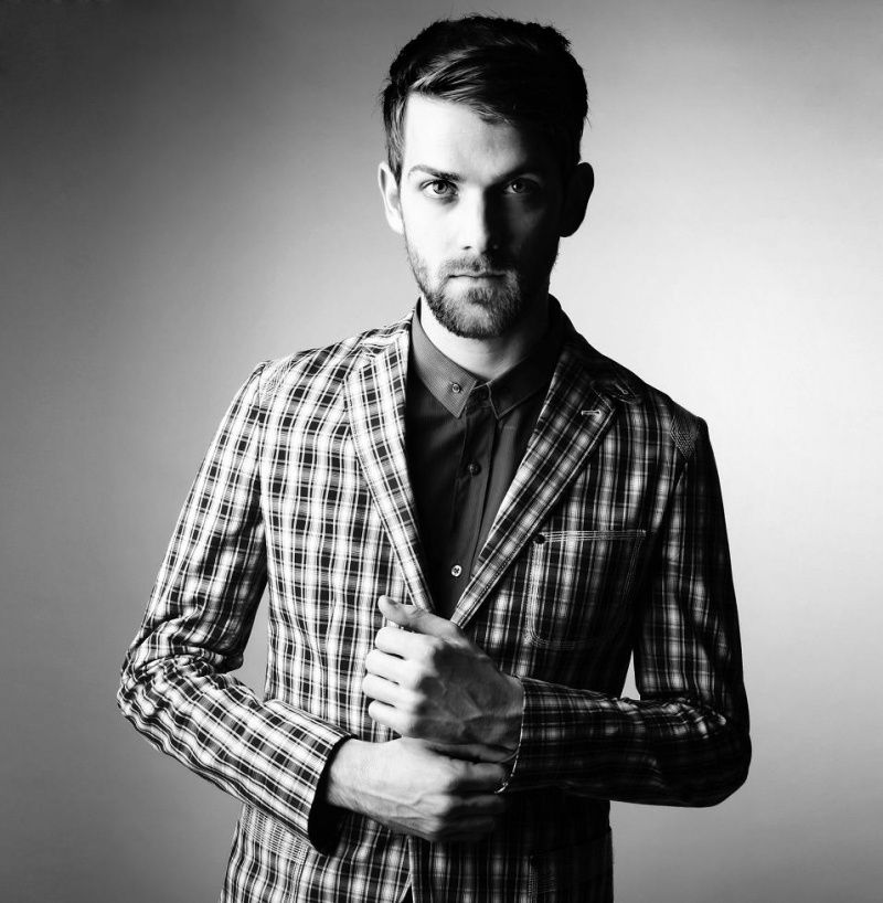 Robert Walters: Robert Walters Is A Model And Bass Guitarist Based In