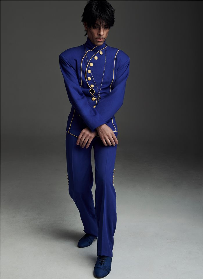 Mark Anthony as Prince: Actor, Dancer and Band Member