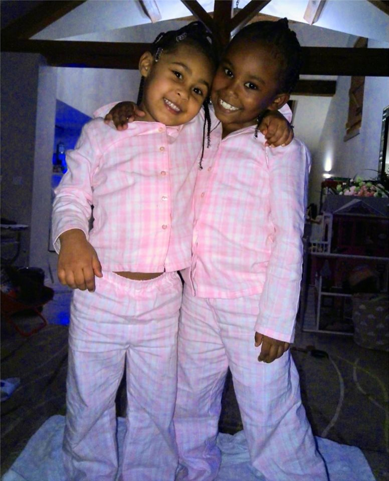 My 2 nieces