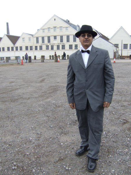 Amar J - How they dressed me    in the Bollywood film Veer