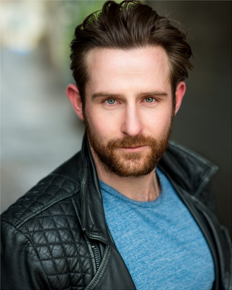 mark barrett is an actor  extra and model based in glasgow