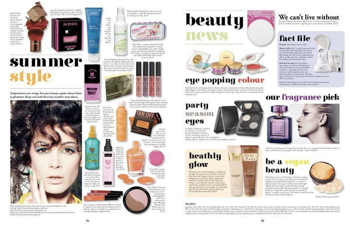 Fashion Beauty World Facebook: Fashion Journal 100th Issue
