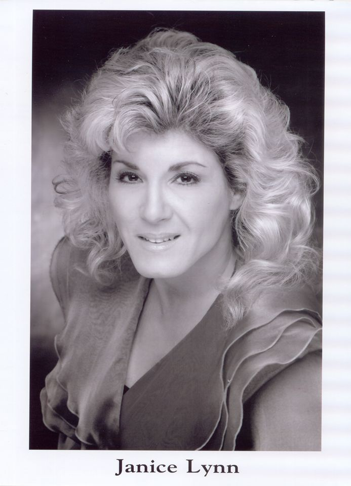 Janice Lynn Actor Extra And Model New Jersey Usa