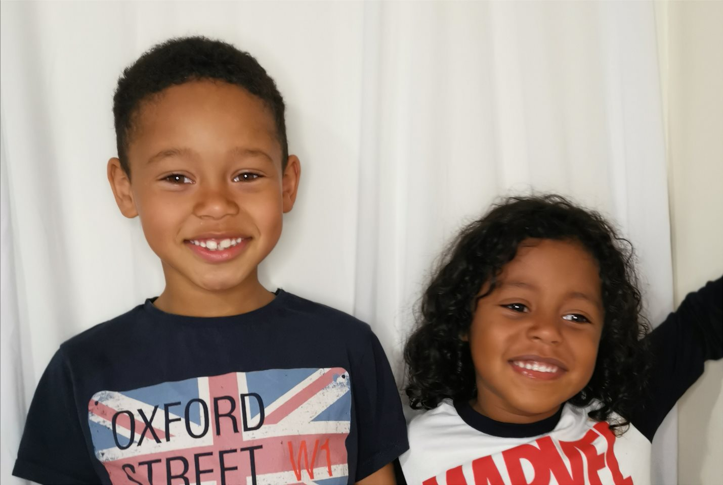 My two sons 6 and 7 years old