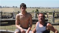 Jeremy Kewley & Mitchell Hope as 'Tom' & 'Kevvy' in COMING HOME 2014