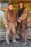 "Jeremy Kewley & Jack Martin in ""The Legend of Ben Hall"" (2014)"