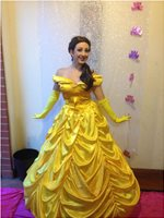Belle Children's Party character