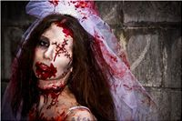 Zombie Bride - Photoshoot