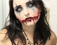 Evil Clown SPFX Makeup