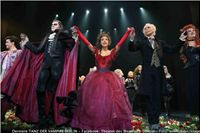Mercedesz Csampai Tanz der Vampire Derniere © Stage Entertainment Berlin 2013