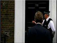 Downing Street, Police Officer, Westminster, Drama, Chris Wilson, Film, Movie, MP, Plod, TV