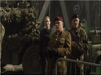 Day of the Triffids, British Army Officer, TV, Drama, Military, Officer, Chris Wilson, Movie, Film,
