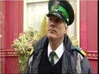 Eastenders, As Traffic Warden, Parking, Enforcement, BBC, CEO, Civil Enforcement Officer, Drama, TV,