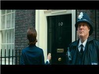 Downing Street, Police Officer, Chris Wilson, My uniform, Salmon Fishing, Film, Movie, MP, Plod, TV,