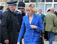 Diana, Princess of Wales, Movie, Police Officer, Film, Naomi Watts, Royal Protection, Chris Wilson