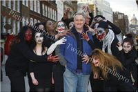 Assistant Director, Live Zombie Dance, Drury Lane, Chris Wilson, Picture Double, Stand In,