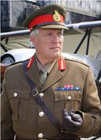 British Army General, TV, Reconstruction, Drama, Military, Officer, Chris Wilson, Movie, my uniform