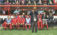 Football Director, Paddy Power Assistant Football Manager, Movie, Drama, TV, Film, Chris Wilson