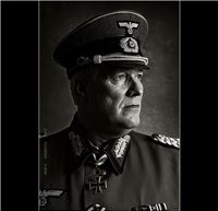 WW2 German Officer, The Rise of The Nazi Party TV Series, Chris Wilson Christopher Wilson