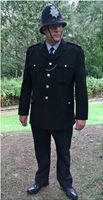 1950S 1960S 1970s 1980s Police Officer, Chris Wilson, Body Double Christopher, Period, my uniform,