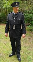 1950S 1960S 1970s 1980s Police Officer Chris Wilson Stand In Body Double Christopher Warden TV