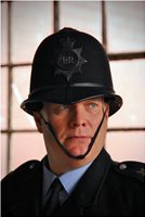 1950s Police Officer, WPC 56, Chris Wilson, Plod, Copper, Cop, TV, Drama, Show,