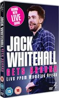 As the Teacher Jack Whitehall Gets Around DVD, Wembly Arena Comedy Tour Chris Wilson