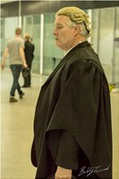 Barrister for the film 1603, Chris Wilson, Christopher Wilson, Legal, Lawyer,