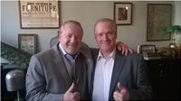 As Stand In and Picture Double for Ray Winstone on a recent production.