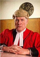 High Court Judge Own Costume