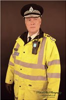 Assistant Commissioner, Chris Wilson, High Rank Police Officer, My uniform, TV, Film, Drama,