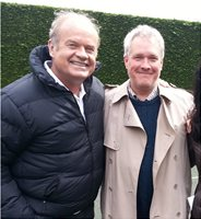 Kelsey Grammer, chris wilson as Stand in, Breaking the Bank, movie, film, Picture Double.