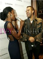Interviewing actor  OT Fagbenle at It's Complicated LIVE