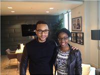 John Legend intv for Trace Urban