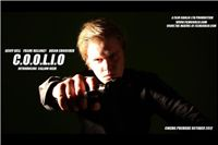 Me as Musso in the upcoming feature film C.O.O.L.I.O
