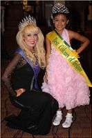 Tiny Miss Eire winner Abi Hope And Abigail European Irish Princess