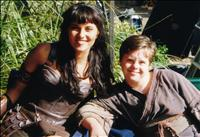 Xena and Tim