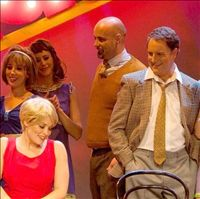 In Sweet Charity, October 2010