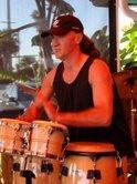 Curtis Bush Percussion Dick & Dale Show Merritt Island Florida 2011