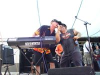 Curtis Bush with Big Daddy Band American Legion Pink Floyd Stage Florida 2011