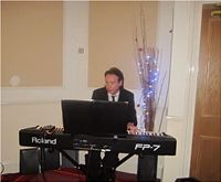 Sunderland Marriot Hotel, UK. JLH Piano.