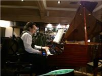 "John Leo Horgan ""Ramside Hall Hotel,Durham City UK"" Piano/Vocals gig"