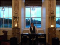 "Seaham Hall Hotel and Spa ""Christmas Wedding"" John Leo Horgan (PIANIST)"